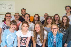 Medienscoutsschulung Marienschule Juli 2016 (1 von 9)